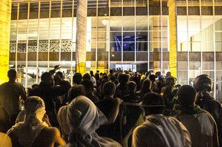 Protest in Brasilia