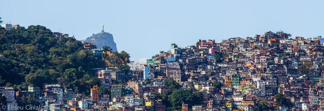 Rocinha by Eliseu Cavalcante